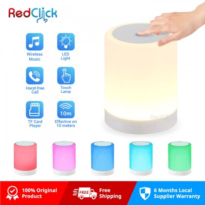 Touch Lamp Portable Wireless Bluetooth Speaker LV2016 Plus