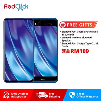 VIVO Nex Dual Display /a1821a (10GB/128GB) Original VIVO Malaysia Set + 3 Free Gift Worth RM199