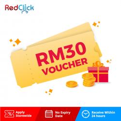 Cash Voucher RM30