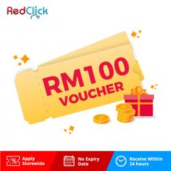 Cash Voucher RM100