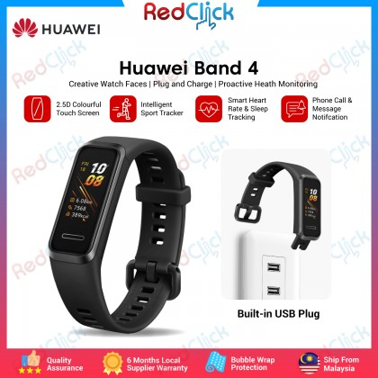 Honor Original Band 4 AMOLED Full Color Display Heart Rate Monitor Bluetooth Fitness Tracker
