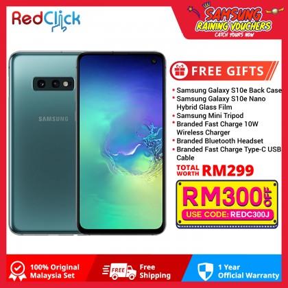 Samsung Galaxy S10e (6GB/128GB) Original Samsung Malaysia Set + 6 Free Gift Worth RM299