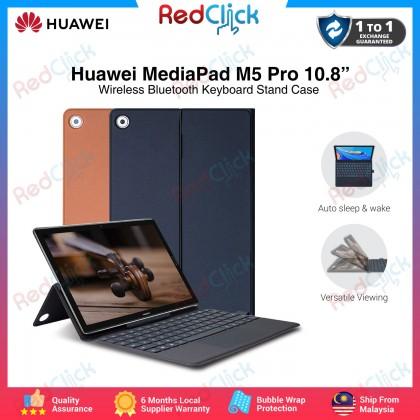"Huawei Original Mediapad M5 Pro 10.8"" Wireless Bluetooth Keyboard Stand Case"
