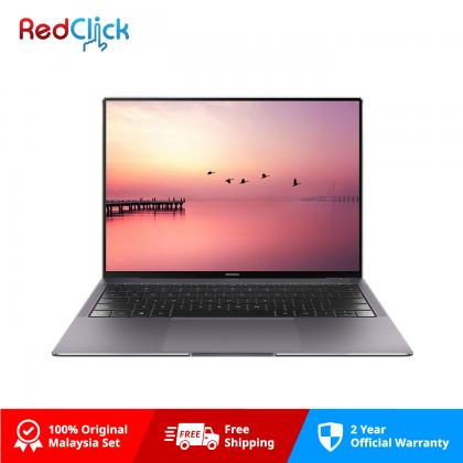 Huawei MateBook X Pro MACH-W19B (i5/8GB/256GB SSD) Original Huawei Malaysia Set + 5 Free Gift Worth RM399